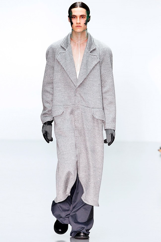 LONDON COLLECTIONS MEN- Kay Kwok Fall 2014. www.imageamplified.com, Image Amplified (12)