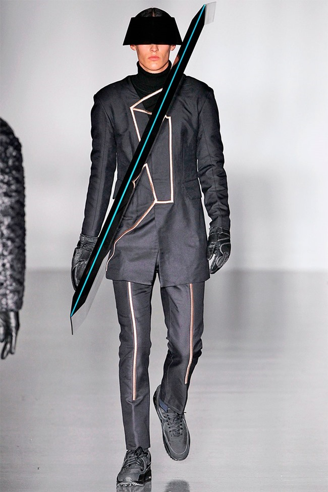 LONDON COLLECTIONS MEN- Kay Kwok Fall 2014. www.imageamplified.com, Image Amplified (16)
