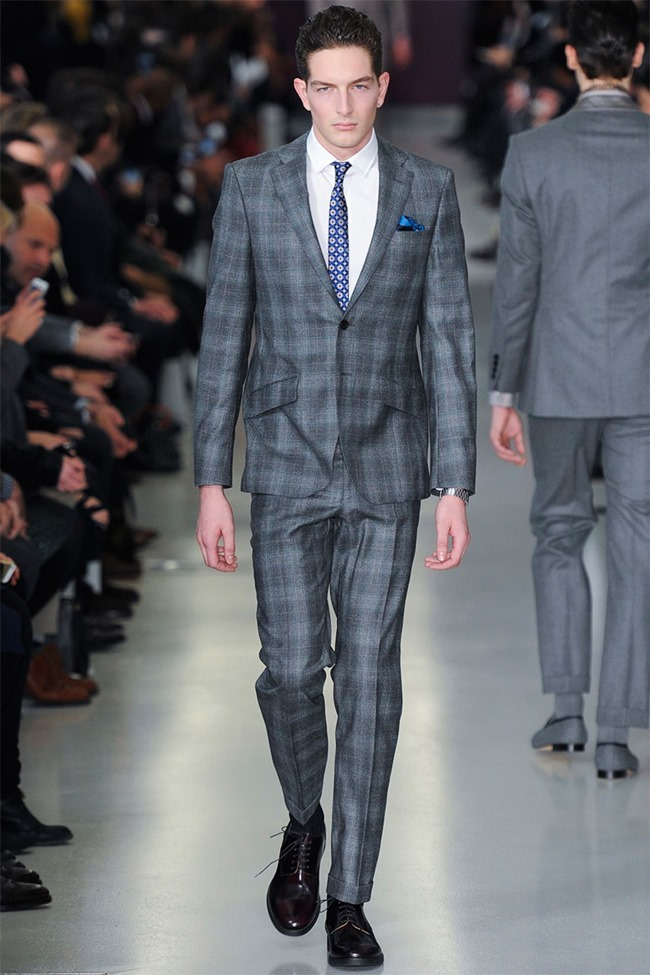 LONDON COLLECTIONS MEN- Richard James Fall 2014. www.imageamplified.com, Image Amplified (2)