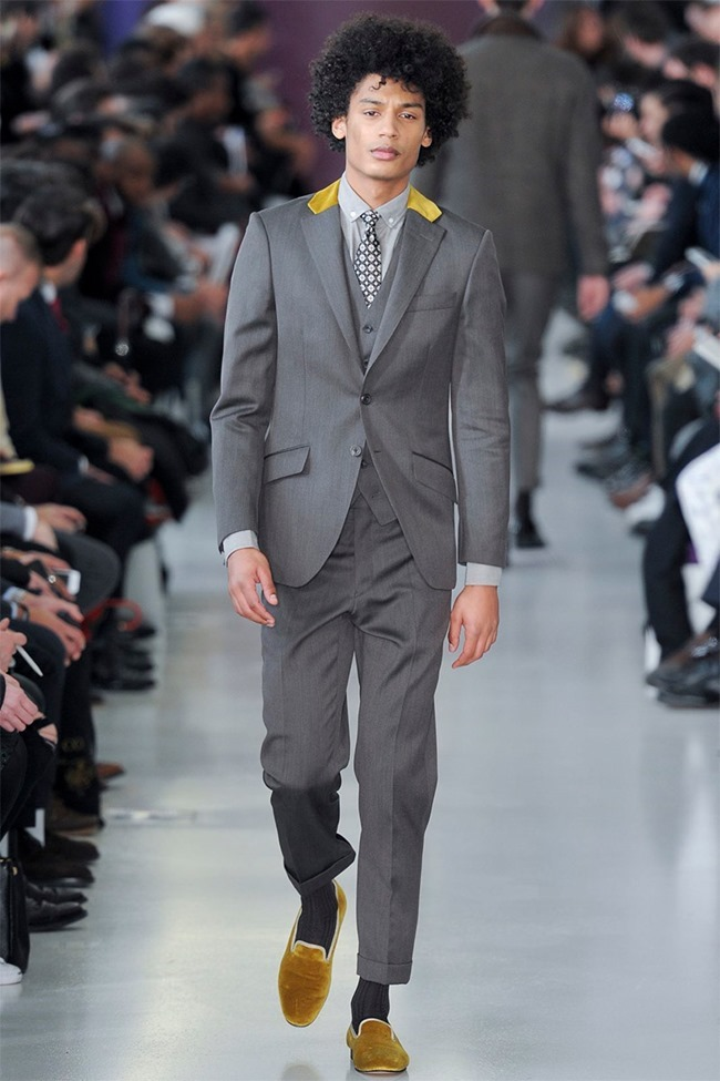 LONDON COLLECTIONS MEN- Richard James Fall 2014. www.imageamplified.com, Image Amplified (17)
