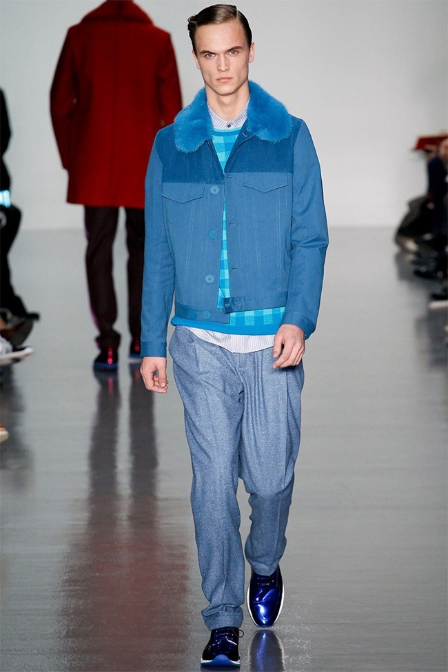 LONDON COLLECTIONS MEN- Richard Nicoll Fall 2014. www.imageamplified.com, Image Amplified (2)
