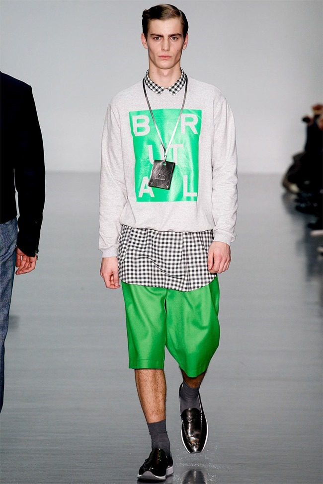 LONDON COLLECTIONS MEN- Richard Nicoll Fall 2014. www.imageamplified.com, Image Amplified (7)