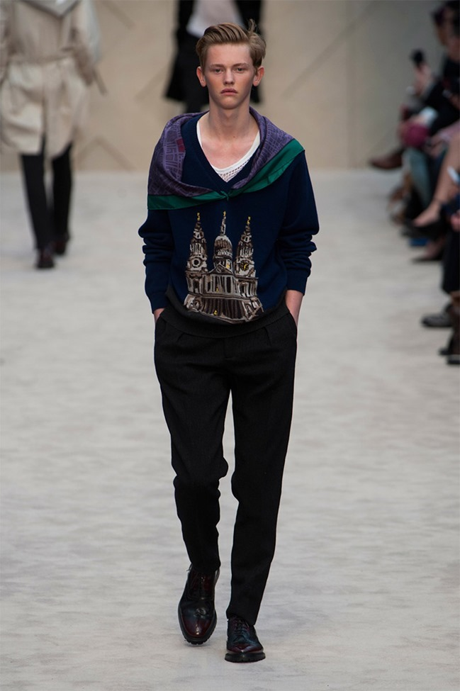 LONDON COLLECTIONS MEN Burberry Prorsum Fall 2014. www.imageamplified.com, Image Amplified (7)