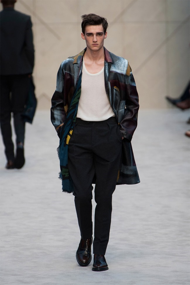 LONDON COLLECTIONS MEN Burberry Prorsum Fall 2014. www.imageamplified.com, Image Amplified (27)