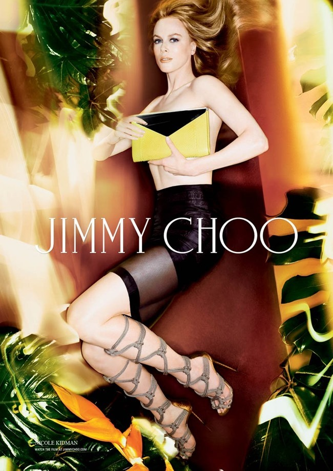 CAMPAIGN Nicole Kidman for Jimmy Choo Spring 2014 by Solve Sundsbo. www.imageamplified.com, Image amplified (3)