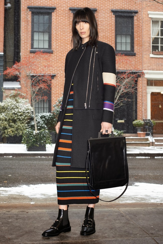 COLLECTION Eboni Riley & Jamie Bochert for Givenchy Pre-Fall 2014. www.imageamplified.com, Image amplified (2)
