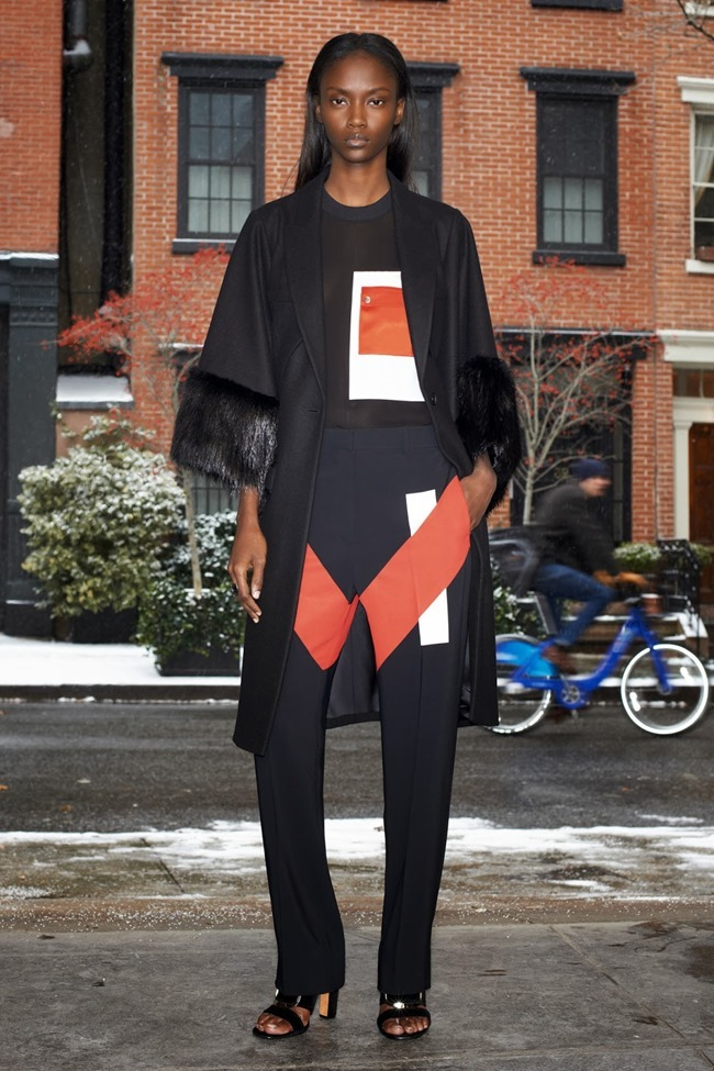 COLLECTION Eboni Riley & Jamie Bochert for Givenchy Pre-Fall 2014. www.imageamplified.com, Image amplified (6)