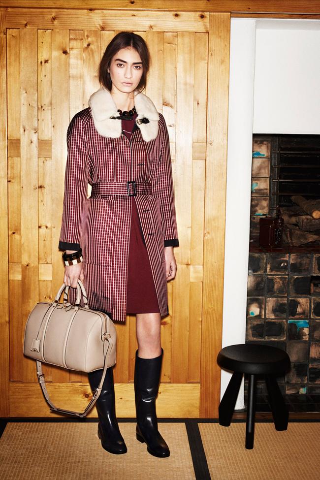 COLLECTION Saskia De Brauw, Kati Nescher & Marine Deleuw for Loui Vuitton Pre-Fall 2014. www.imageamplified.com, Image Amplified (27)