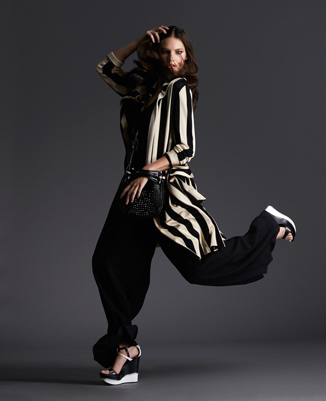 HOW TO SPEND IT Maggie Jablonski in Wide-leg Trousers Thant Wow by Terry Gates. Damian Foxe, January 2014, www.imageamplified.com, Image Amplified (8)