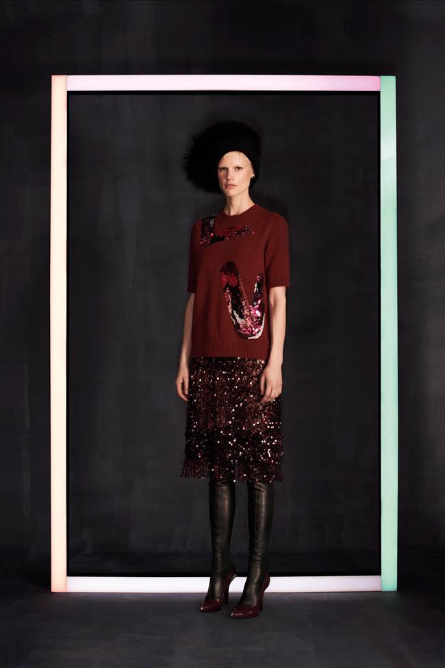 COLLECTION Saskia De Brauw, Kati Nescher & Marine Deleuw for Loui Vuitton Pre-Fall 2014. www.imageamplified.com, Image Amplified (18)