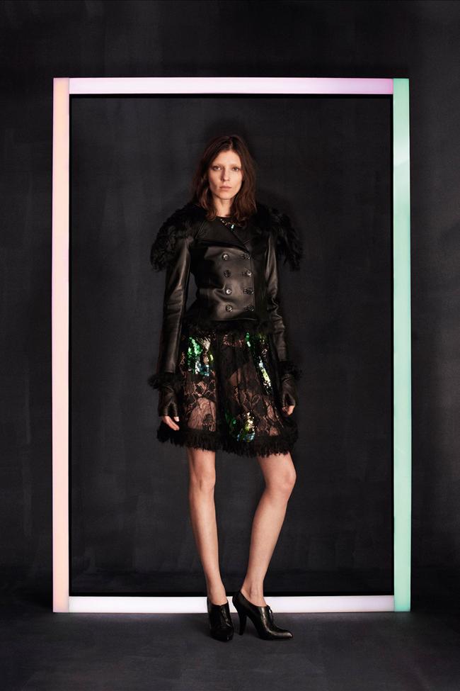 COLLECTION Saskia De Brauw, Kati Nescher & Marine Deleuw for Loui Vuitton Pre-Fall 2014. www.imageamplified.com, Image Amplified (20)