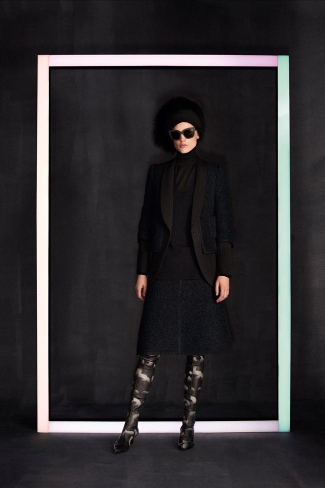 COLLECTION Saskia De Brauw, Kati Nescher & Marine Deleuw for Loui Vuitton Pre-Fall 2014. www.imageamplified.com, Image Amplified (22)