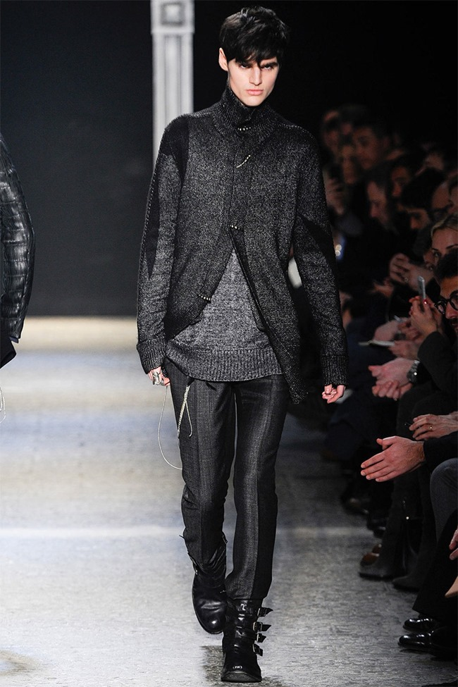 MILAN FASHION WEEK John Varvatos Fall 2014. www.imageamplified.com, Image Amplified (19)