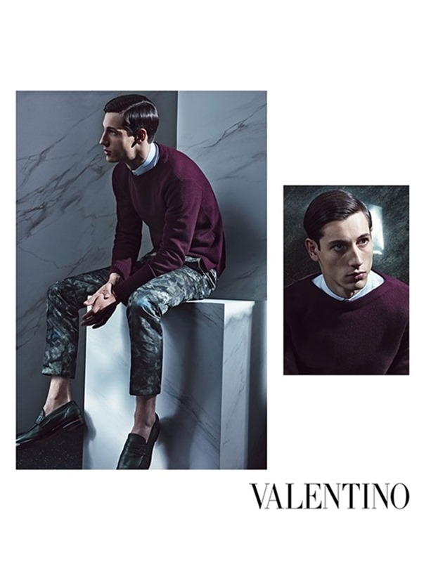 CAMPAIGN Arthur Gosse, Janis Ancens & Nicolas Ripoll for Valentino Spring 2014 by Craig McDean. Riccardo Ruini, www.imageamplified.com, Image amplified (5)