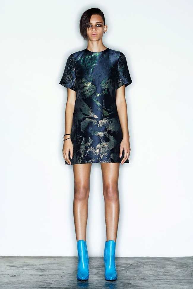 COLLECTION Leona Binx Walton for McQ Alexander McQueen Pre-Fall 2014. www.imageamplified.com, Image Amplified (10)