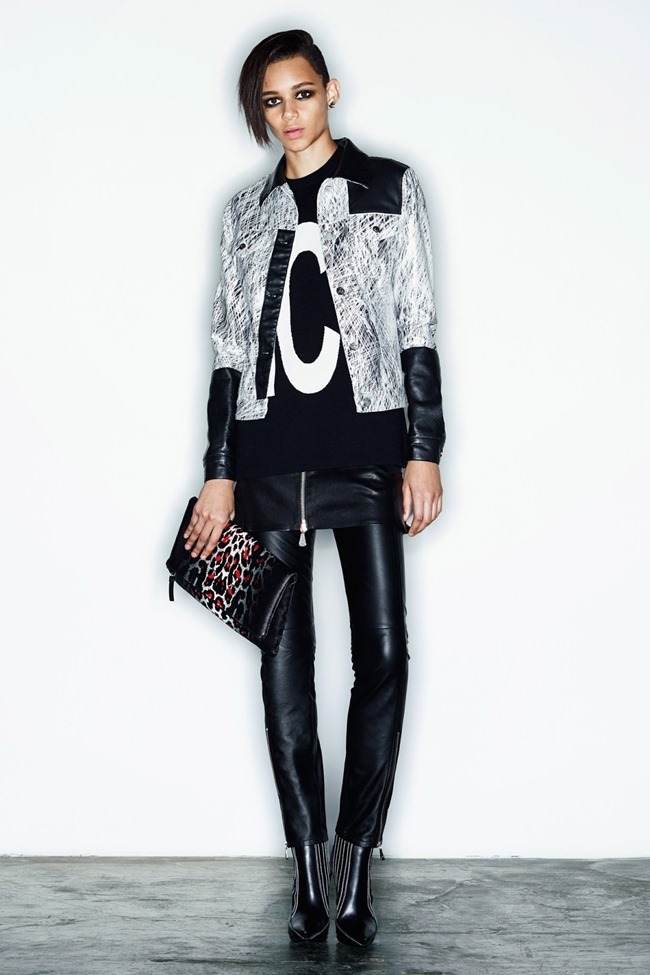 COLLECTION Leona Binx Walton for McQ Alexander McQueen Pre-Fall 2014. www.imageamplified.com, Image Amplified (22)