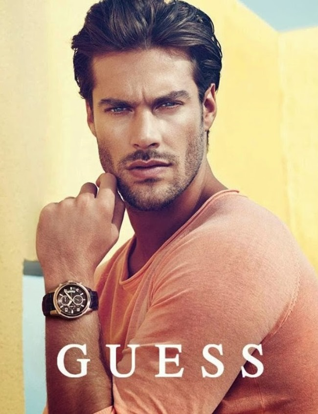 CAMPAIGN Goncarlo Viriato Teixeira for Guess Spring 2014. www.imageamplified.com, Image amplified (4)