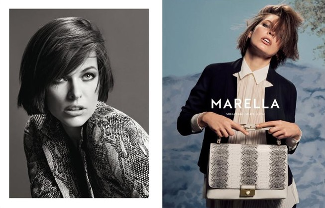 CAMPAIGN Milla Jovovich for Marella Spring 2014 by Inez & Vinoodh. www.imageamplified.com, image Amplified (3)