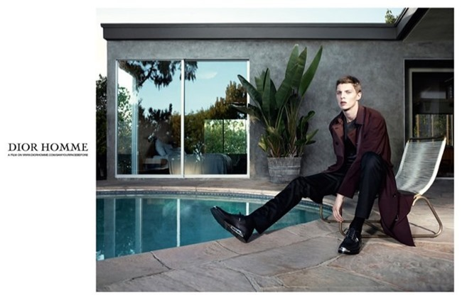 CAMPAIGN Tim Schuhmacher for Dior Homme Spring 2014 by Willy Vanderperre. www.imageamplified.com, Image Amplified (3)