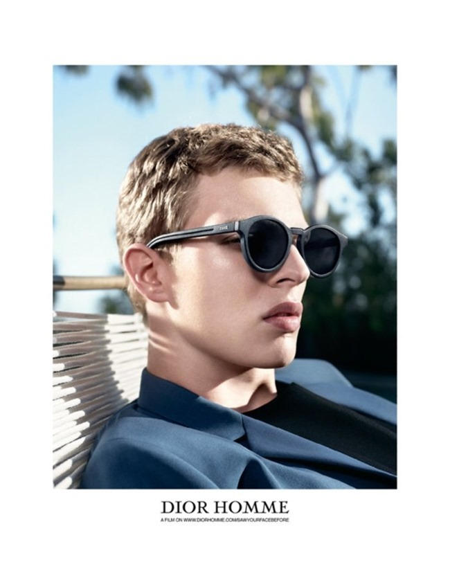 CAMPAIGN Tim Schuhmacher for Dior Homme Spring 2014 by Willy Vanderperre. www.imageamplified.com, Image Amplified (2)