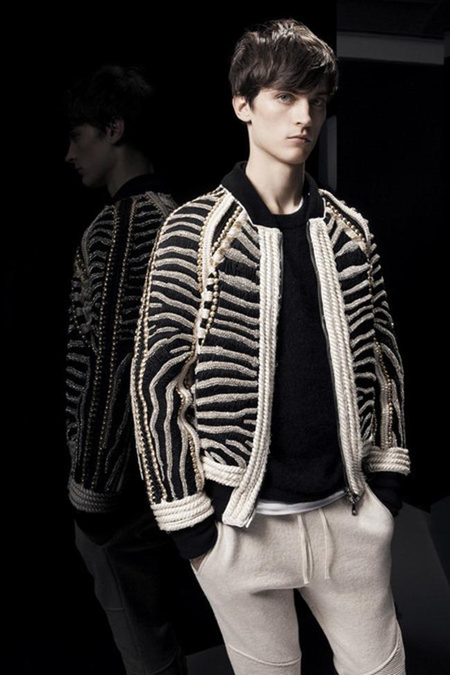 PARIS FASHION WEEK Balmain Menswear Fall 2014. www.imageamplified.com, Image Amplified (27)