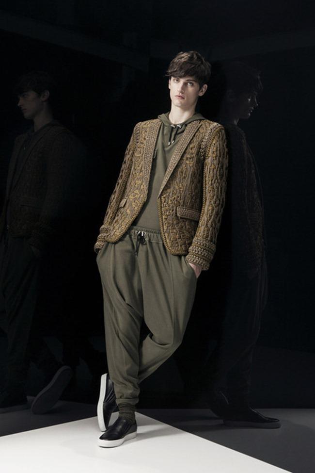 PARIS FASHION WEEK Balmain Menswear Fall 2014. www.imageamplified.com, Image Amplified (33)