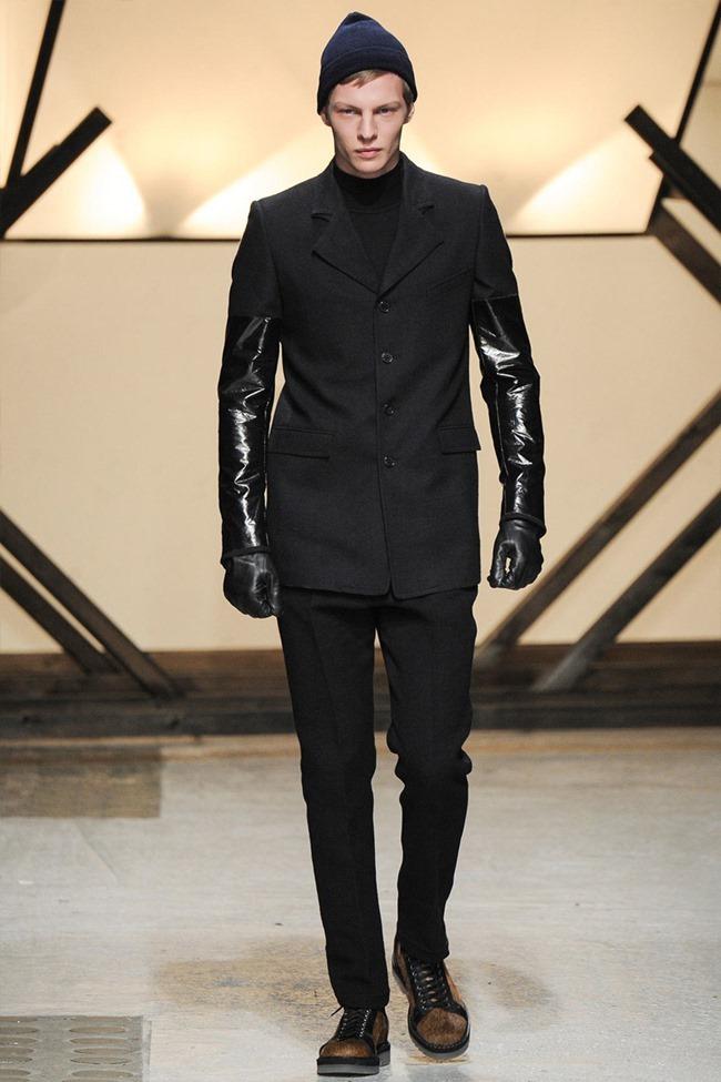 PARIS FASHION WEEK Damir Doma Menswear Fall 2014. www.imageamplified.com, Image Amplified (2)