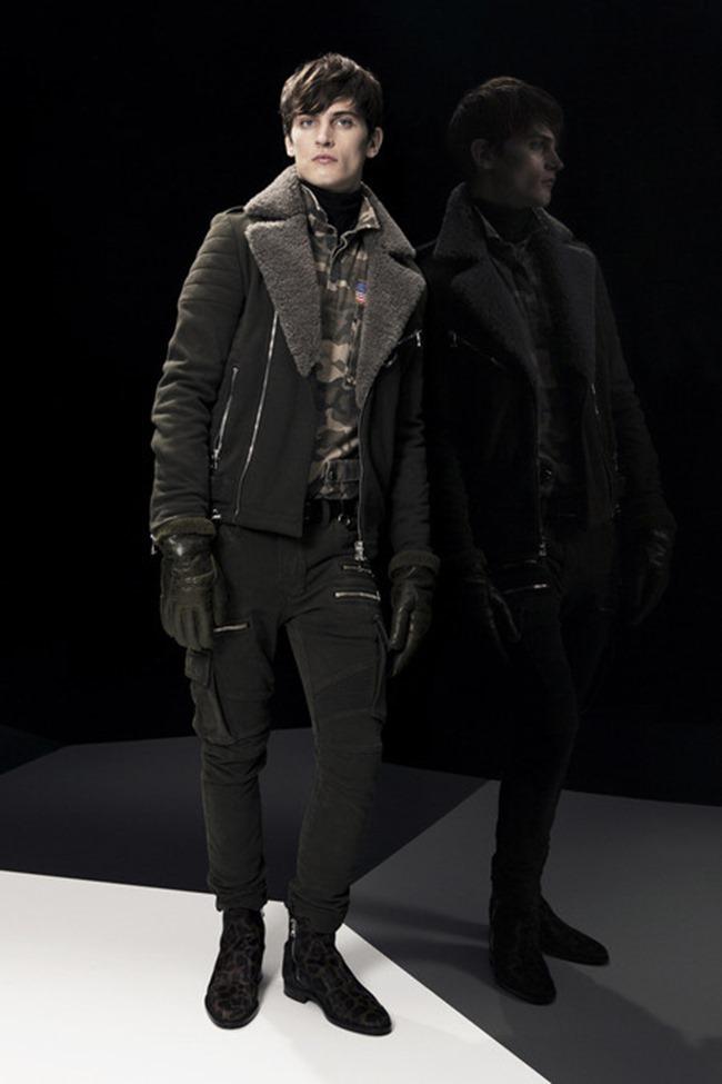 PARIS FASHION WEEK Balmain Menswear Fall 2014. www.imageamplified.com, Image Amplified (7)