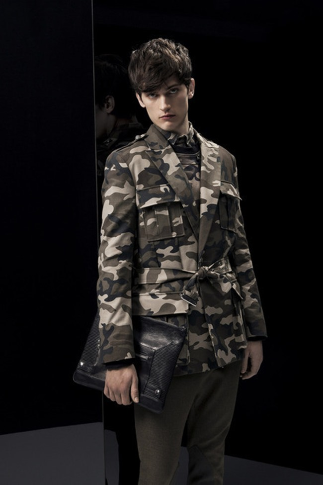 PARIS FASHION WEEK Balmain Menswear Fall 2014. www.imageamplified.com, Image Amplified (13)