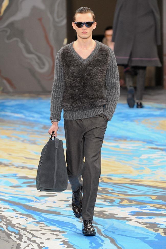 PARIS FASHION WEEK Louis Vuitton Menswear Fall 2014. www.imageamplified.com, Image Amplified (24)