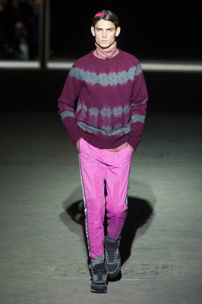 PARIS FASHION WEEK Dries Van Noten Menswear Fall 2014. www.imageamplified.com, Image Amplified (22)