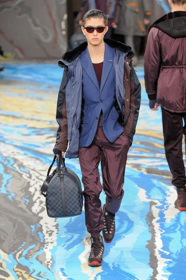 PARIS FASHION WEEK Louis Vuitton Menswear Fall 2014. www.imageamplified.com, Image Amplified (36)