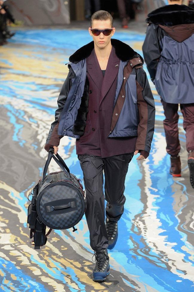 PARIS FASHION WEEK Louis Vuitton Menswear Fall 2014. www.imageamplified.com, Image Amplified (37)