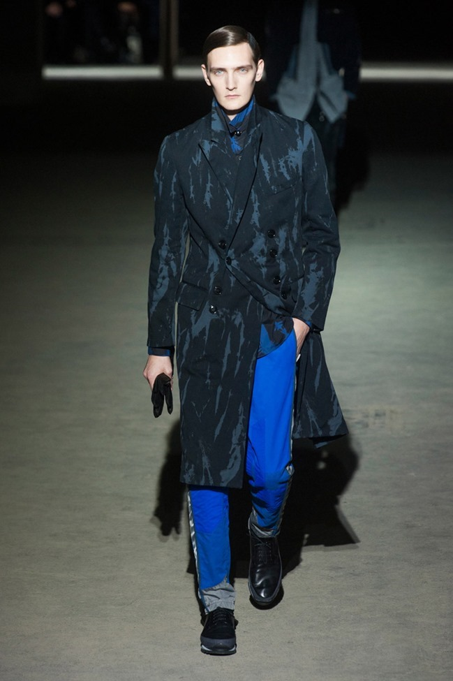 PARIS FASHION WEEK Dries Van Noten Menswear Fall 2014. www.imageamplified.com, Image Amplified (26)