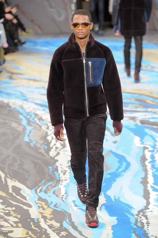 PARIS FASHION WEEK Louis Vuitton Menswear Fall 2014. www.imageamplified.com, Image Amplified (40)