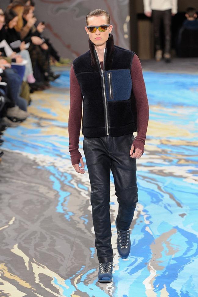 PARIS FASHION WEEK Louis Vuitton Menswear Fall 2014. www.imageamplified.com, Image Amplified (41)