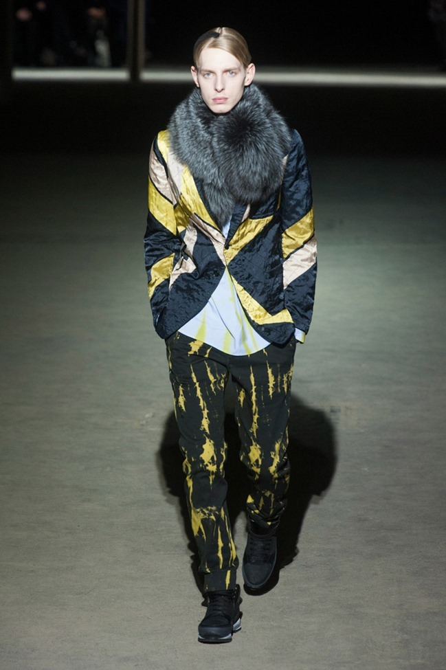 PARIS FASHION WEEK Dries Van Noten Menswear Fall 2014. www.imageamplified.com, Image Amplified (36)