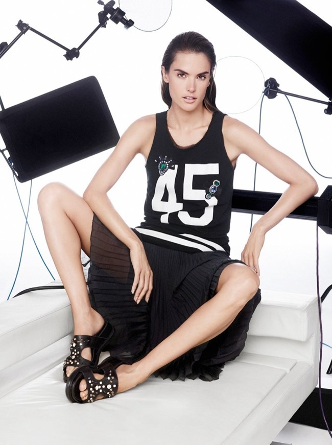 CAMPAIGN Alessandra Ambrosio for Pinko Spring 2014 by Giampaolo Sgura. www.imageamplified.com, Image amplified (8)