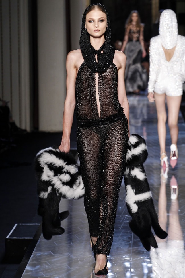 PARIS HAUTE COUTURE Atelier Versace Spring 2014. www.imageamplified.com, Image Amplified (1)