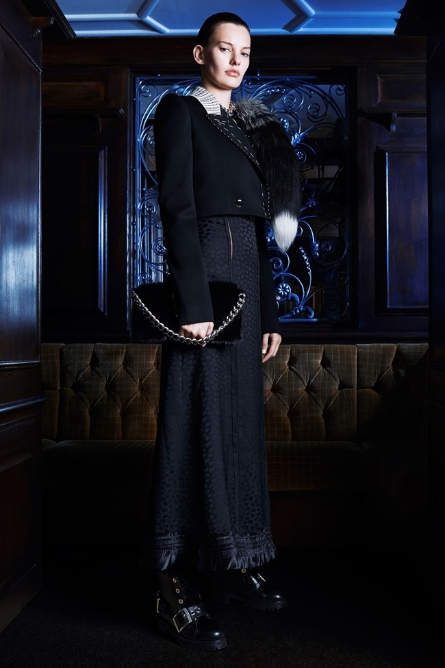 COLLECTION Amanda Murphy for Alexander McQueen Pre-Fall 2014. www.imageamplified.com, Image Amplified (3)