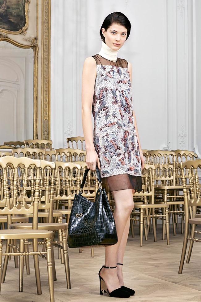 COLLECTION Sasha Luss, Larissa Hofmann, Katlin Aas & Ashleigh Good for Christian Dior Pre-Fall 2014. www.imageamplified.com, Image Amplified (25)