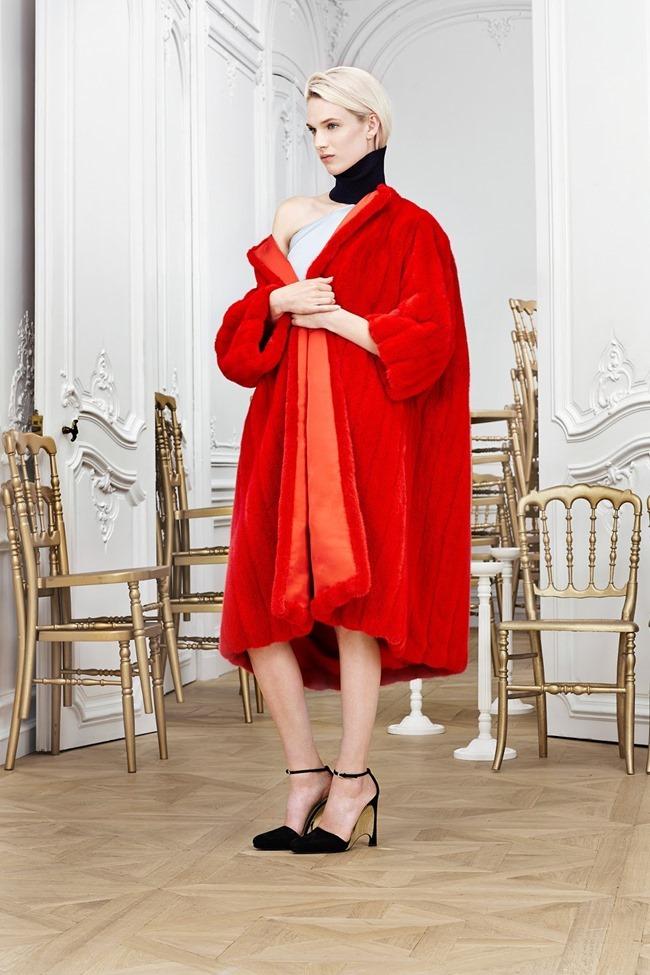 COLLECTION Sasha Luss, Larissa Hofmann, Katlin Aas & Ashleigh Good for Christian Dior Pre-Fall 2014. www.imageamplified.com, Image Amplified (8)