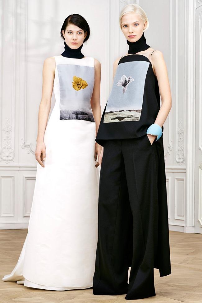 COLLECTION Sasha Luss, Larissa Hofmann, Katlin Aas & Ashleigh Good for Christian Dior Pre-Fall 2014. www.imageamplified.com, Image Amplified (12)