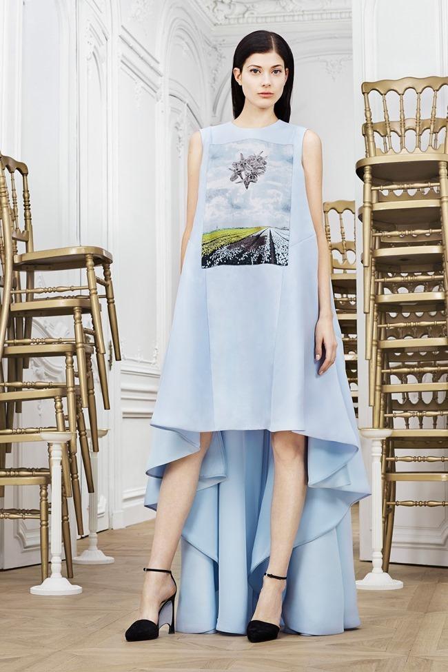 COLLECTION Sasha Luss, Larissa Hofmann, Katlin Aas & Ashleigh Good for Christian Dior Pre-Fall 2014. www.imageamplified.com, Image Amplified (13)