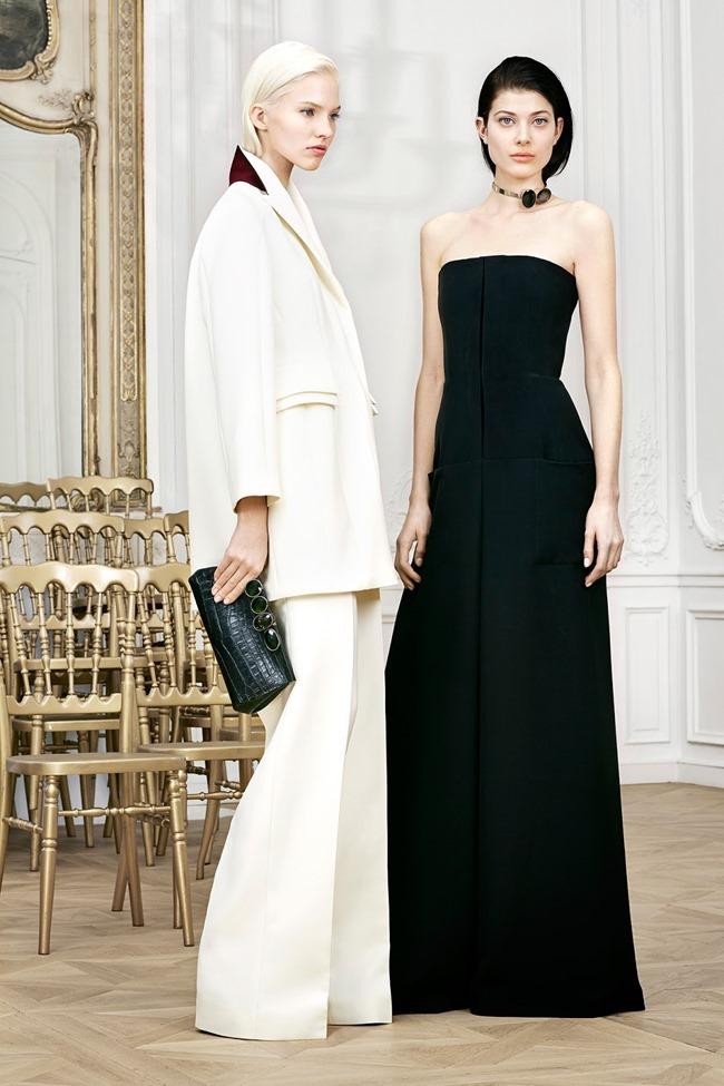 COLLECTION Sasha Luss, Larissa Hofmann, Katlin Aas & Ashleigh Good for Christian Dior Pre-Fall 2014. www.imageamplified.com, Image Amplified (18)