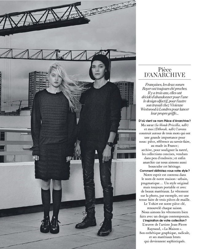 MARIE CLAIRE FRANCE Sibui Nazarenko by Max Cardelli. Laurence Alexandre, Jonathan Huguet, Audrey Mieyeville, February 2014, www.imageamplified.com, Image Amplified (26)