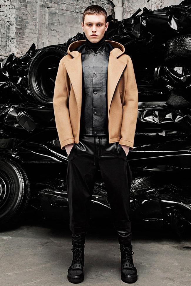 PARIS FASHION WEEK Alexander Weang Menswear Fall 2014. www.imageamplified.com, Image Amplified (1)
