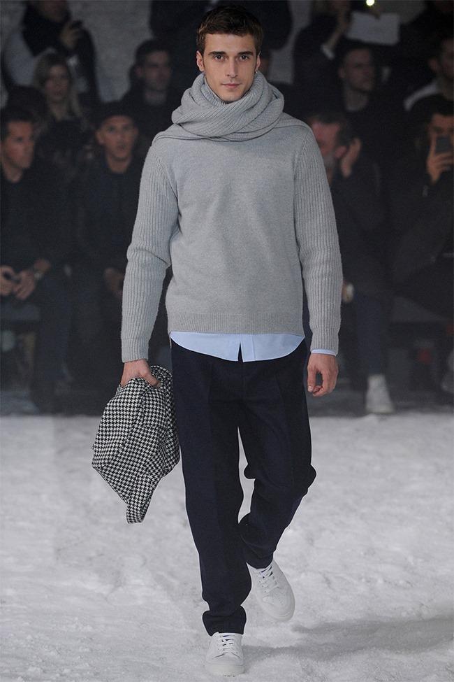 PARIS FASHION WEEK Ami Menswear Fall 2014. www.imageamplified.com, Image Amplified (11)