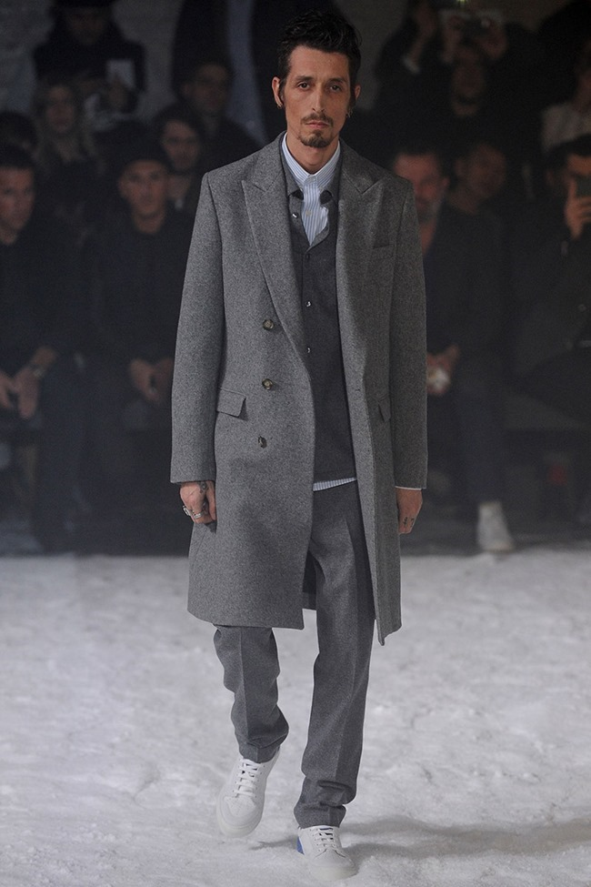 PARIS FASHION WEEK Ami Menswear Fall 2014. www.imageamplified.com, Image Amplified (12)