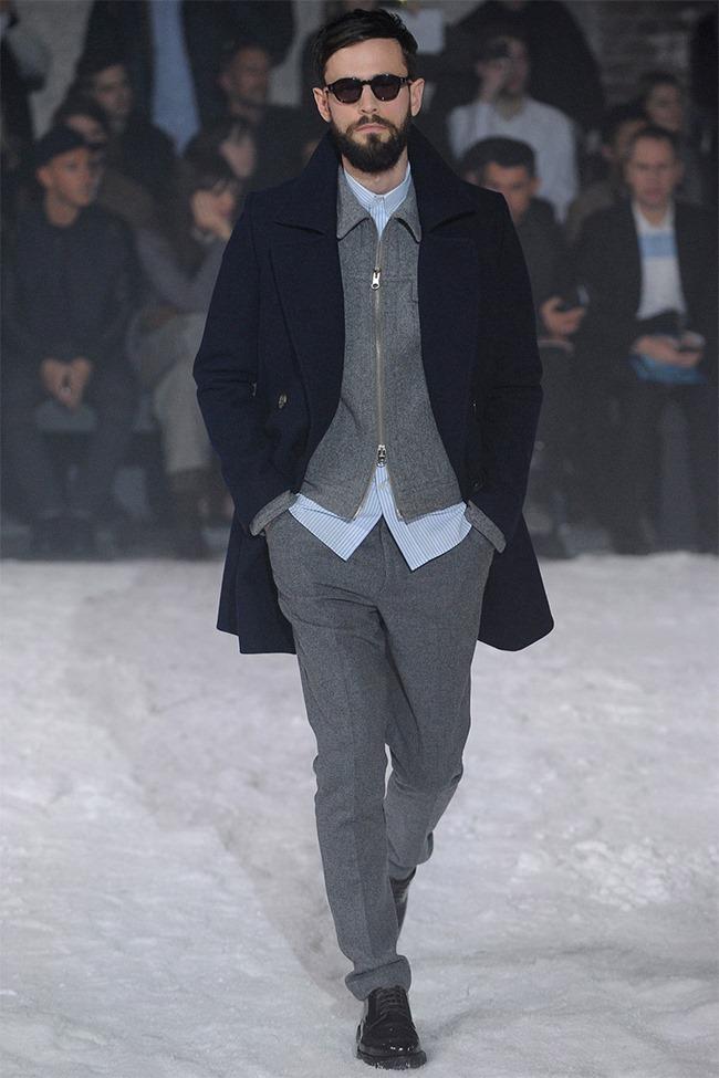 PARIS FASHION WEEK Ami Menswear Fall 2014. www.imageamplified.com, Image Amplified (13)